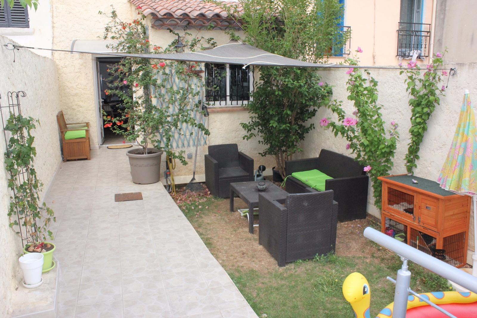 Annonce vente maison toulon 83200 58 m 176 000 - Jardin japonais interieur maison toulon ...